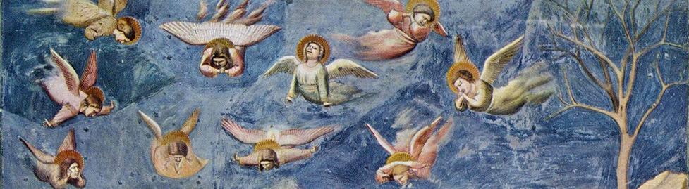 Giotto - Compianto sul Cristo morto - Cappella degli Scrovegni