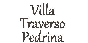 Villa Traverso Pedrina